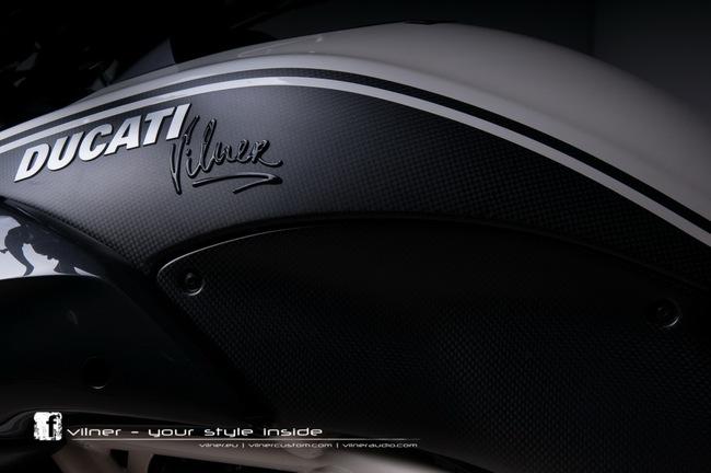 Ducati Diavel AMG độ độc nhất của Vilner 15