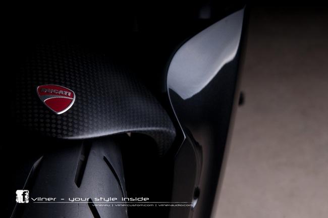 Ducati Diavel AMG độ độc nhất của Vilner 17