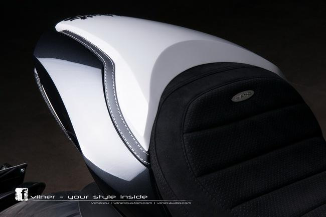 Ducati Diavel AMG độ độc nhất của Vilner 20