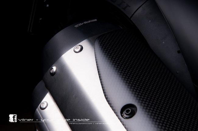 Ducati Diavel AMG độ độc nhất của Vilner 21