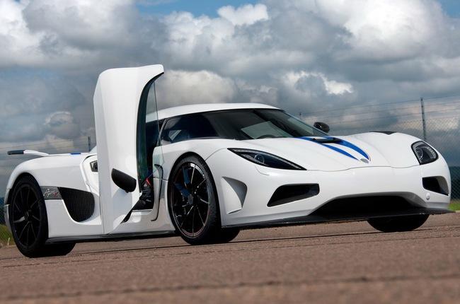 Những siêu xe nhanh nhất thế giới 1