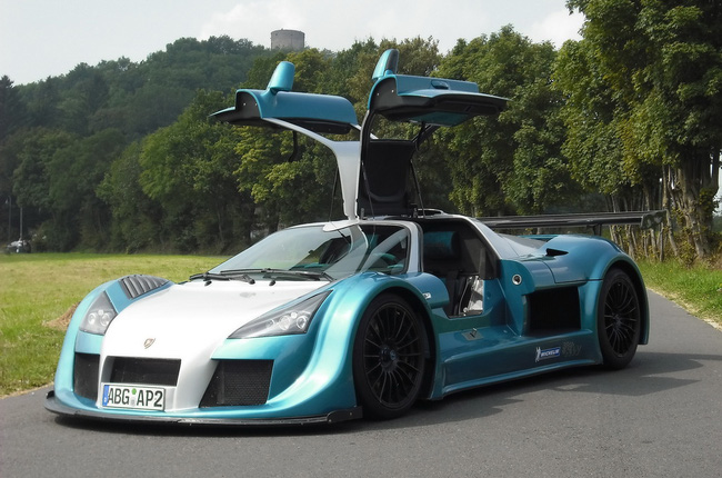 Những siêu xe nhanh nhất thế giới 10