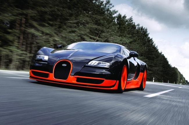 Những siêu xe nhanh nhất thế giới 2