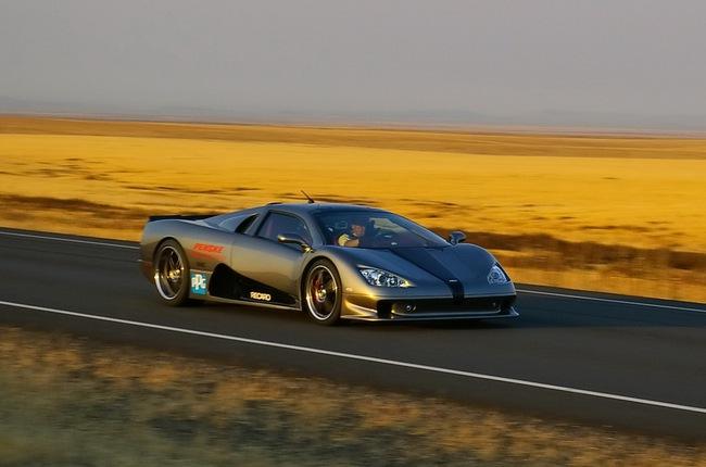 Những siêu xe nhanh nhất thế giới 3