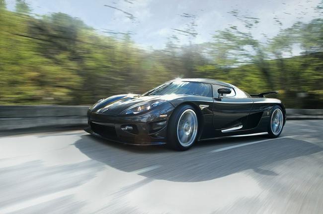 Những siêu xe nhanh nhất thế giới 5