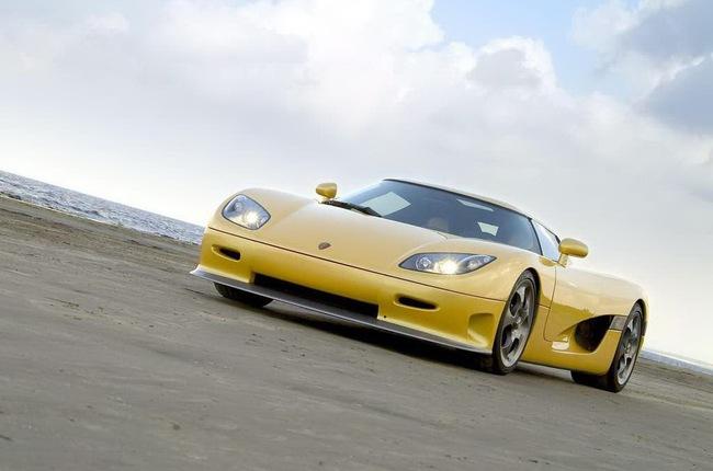 Những siêu xe nhanh nhất thế giới 7