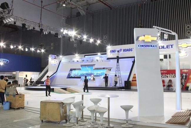 Hậu trường nóng của Việt Nam Motor Show trước giờ khai mạc 3