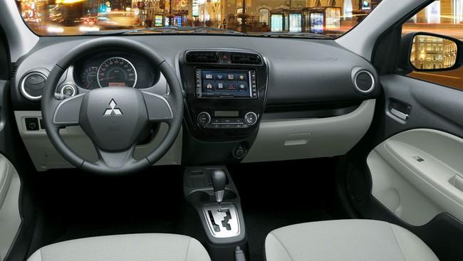 Giá 440 triệu đồng, Mitsubishi Mirage có gì 4