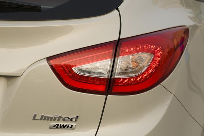 Hyundai Tucson 2014 ra mắt, giá từ  935 triệu Đồng 2