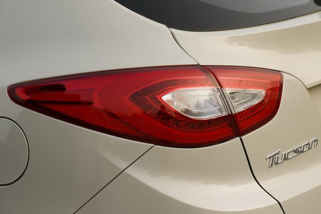 Hyundai Tucson 2014 ra mắt, giá từ  935 triệu Đồng 3