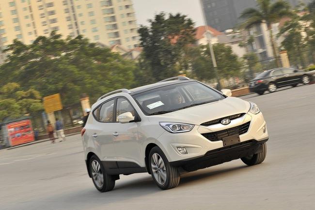 Hyundai Tucson 2014 ra mắt, giá từ  935 triệu Đồng 6