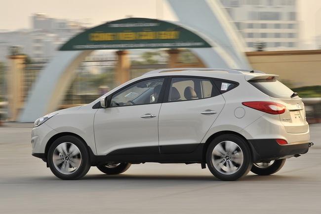 Hyundai Tucson 2014 ra mắt, giá từ  935 triệu Đồng 7