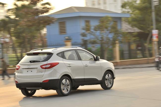Hyundai Tucson 2014 ra mắt, giá từ  935 triệu Đồng 8