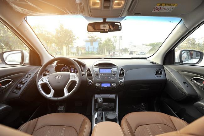 Hyundai Tucson 2014 ra mắt, giá từ  935 triệu Đồng 10