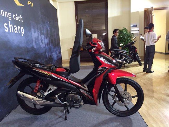 So sánh Yamaha Sirius Fi 2014 và Honda Wave RSX Fi 2014 trên thông số 4