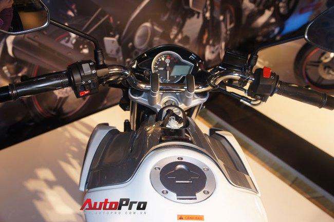 Yamaha trình làng naked-bike FZ150i giá 67,5 triệu đồng 7