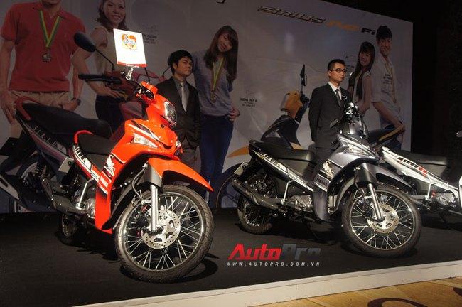 Yamaha trình làng naked-bike FZ150i giá 67,5 triệu đồng 15