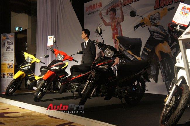 Yamaha trình làng naked-bike FZ150i giá 67,5 triệu đồng 13