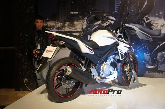 Yamaha trình làng naked-bike FZ150i giá 67,5 triệu đồng 4