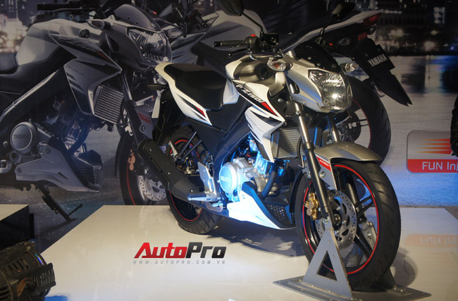 Yamaha trình làng naked-bike FZ150i giá 67,5 triệu đồng 11