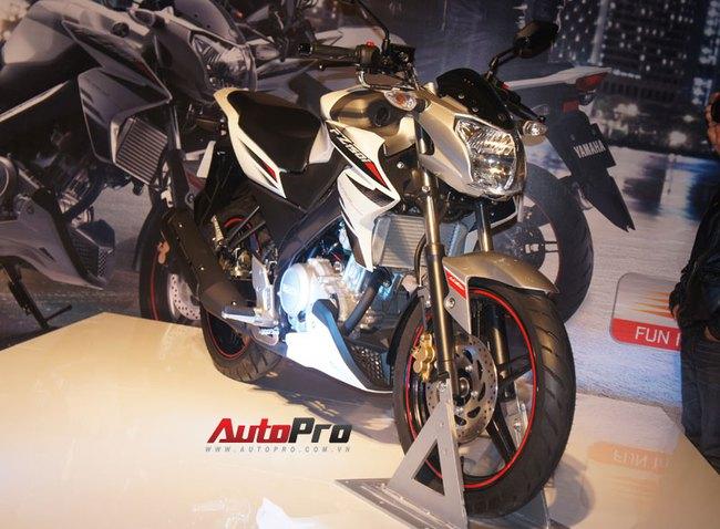 Yamaha trình làng naked-bike FZ150i giá 67,5 triệu đồng 3