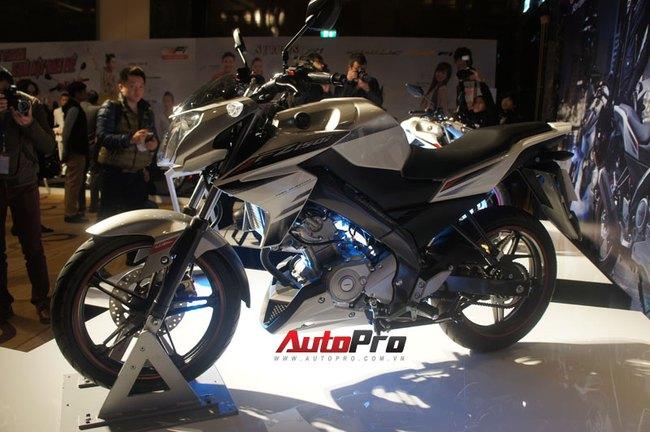 Yamaha trình làng naked-bike FZ150i giá 67,5 triệu đồng 1