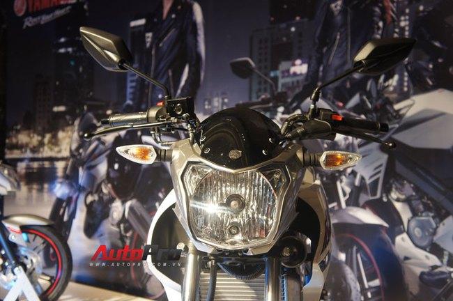 Yamaha trình làng naked-bike FZ150i giá 67,5 triệu đồng 5