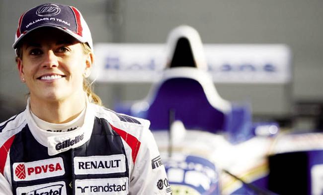 F1 đâu chỉ có đàn ông 1
