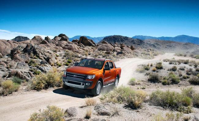 Hé lộ Ford Ranger Wildtrak 3.2L AT sắp về Việt Nam 4