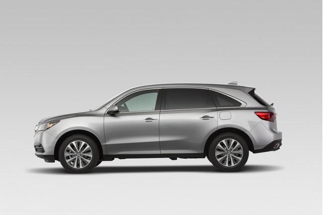 Acura MDX 2015 tăng giá nhẹ 1