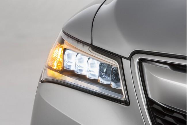 Acura MDX 2015 tăng giá nhẹ 2