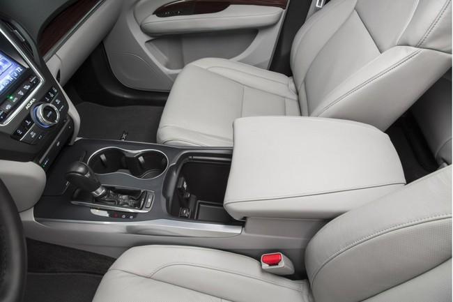 Acura MDX 2015 tăng giá nhẹ 4
