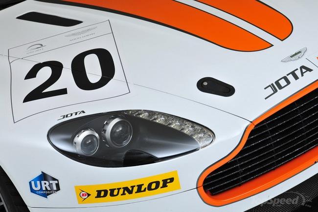 Jota Racing ra mắt xế đua Aston Martin Vantage GT2 6