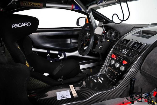 Jota Racing ra mắt xế đua Aston Martin Vantage GT2 9