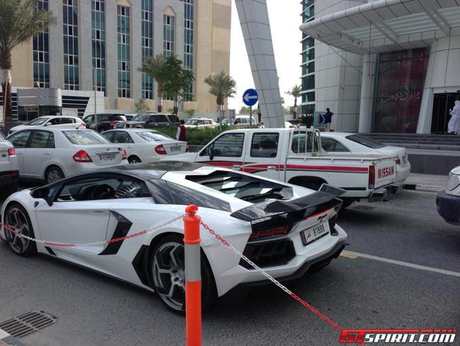 """Siêu xế Mansory Aventador """"No 02"""" xuất hiện tại Qatar 3"""