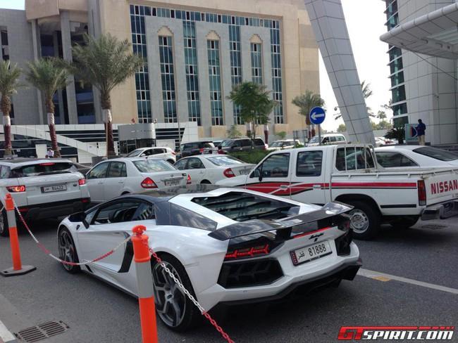 """Siêu xế Mansory Aventador """"No 02"""" xuất hiện tại Qatar 4"""