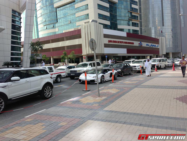 """Siêu xế Mansory Aventador """"No 02"""" xuất hiện tại Qatar 5"""