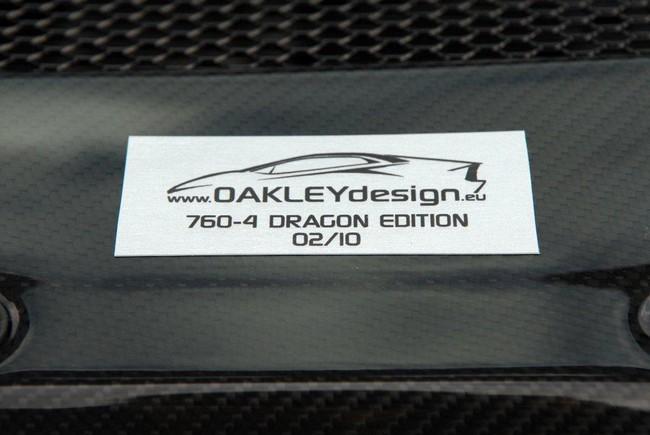"""OD làm Aventador phiên bản """"Dragon"""" để tiễn năm Rồng 27"""