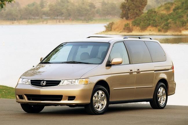 Honda đồng loạt thu hồi 807.000 xe 1