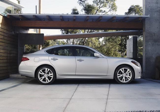 BMW M5 chuẩn bị đón đối thủ tử Infiniti 5