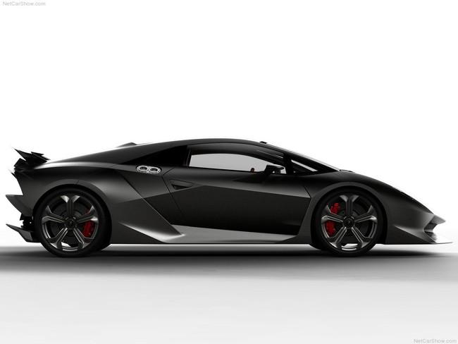 Lamborghini tổ chức sinh nhận lần thứ 50 vào năm tới 5