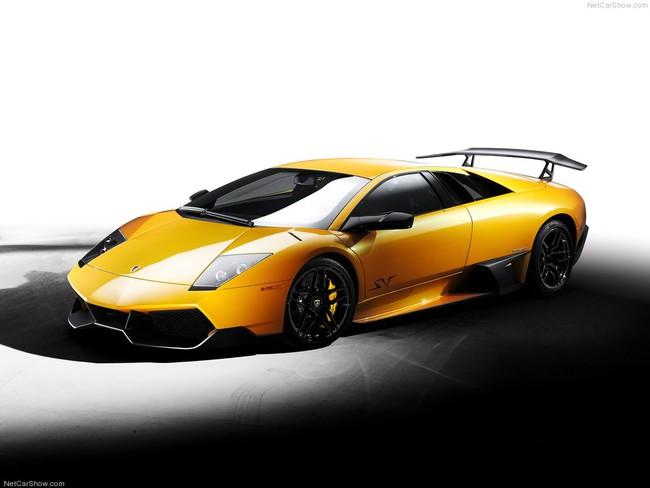 Lamborghini tổ chức sinh nhận lần thứ 50 vào năm tới 10