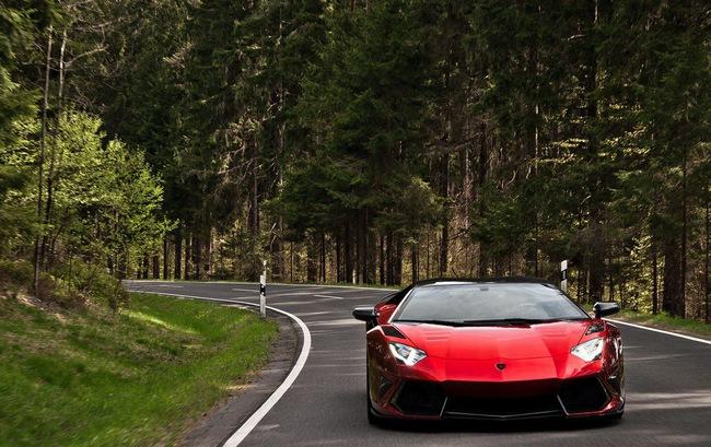Lamborghini Aventador: Kỳ quan mới trong thế giới xe độ 1