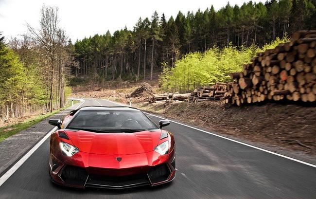 Lamborghini Aventador: Kỳ quan mới trong thế giới xe độ 2