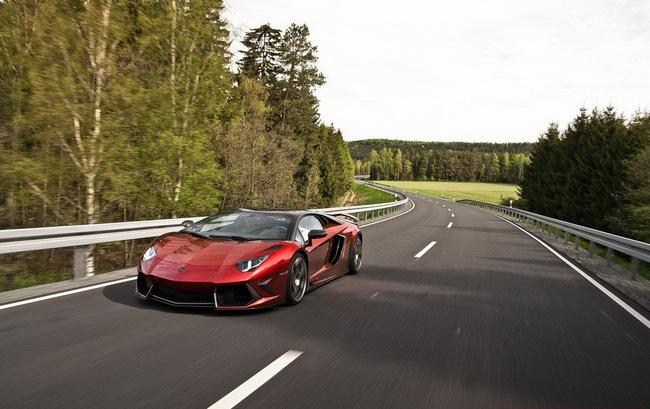 Lamborghini Aventador: Kỳ quan mới trong thế giới xe độ 4