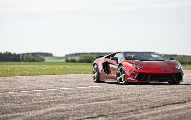 Lamborghini Aventador: Kỳ quan mới trong thế giới xe độ 13