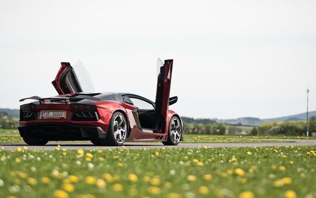 Lamborghini Aventador: Kỳ quan mới trong thế giới xe độ 20