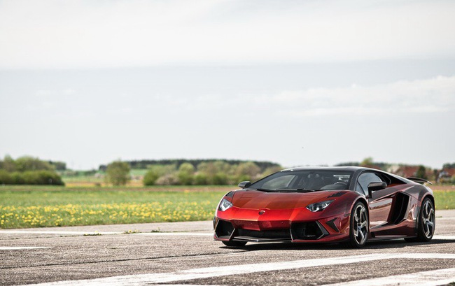 Lamborghini Aventador: Kỳ quan mới trong thế giới xe độ 22