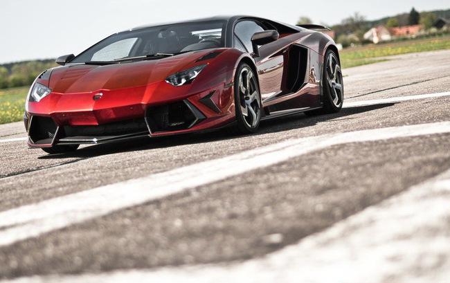 Lamborghini Aventador: Kỳ quan mới trong thế giới xe độ 23
