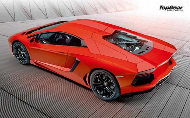 Lamborghini tiến hành thu hồi 144 siêu xe Aventador LP 700-4 1